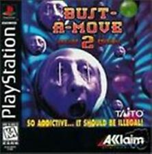 Bust-A-Move 2 Arcade Edition complete in case w/ manual Sony Playstation 1 PSX