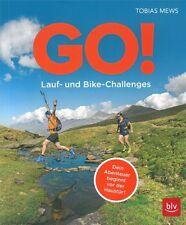 Mews: Go! - Lauf- und Bike-Challanges Handbuch/Radsport/Laufsport/Projekte/Buch