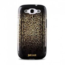 cover case Samsung galaxy s3 JUST CAVALLI by PURO leopard2 con scatola sigillata