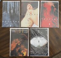 WYTCHES (5) Issue Run #1 2 3 4 5 Snyder Jock Comic iMAGE 1st print lot