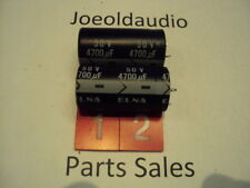 NAD 7125 or 7120 Filter Capacitors. 1 Pair Read More Below. Parting Out NAD 7125