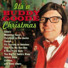 It's a Buddy Goode Christmas by Goode Buddy (CD, 2016 ABC/Universal) NEW