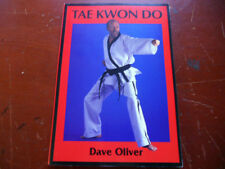TAE KWON DO dave oliver SC
