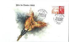 2012 - ENVELOPPE-1°JOUR -FETE LE FEU - FETE DU TIMBRE - DIJON.21 - STAMP.Yt.4688