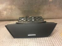 BMW E84 ENTRE CONSOLE STORAGE TRAY SHELF in BLACK  X1 E84 GENUINE OEM 2993616