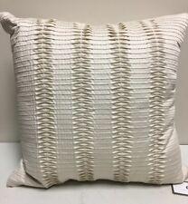Hotel Collection, Emblem Decorative Pillow, NWT