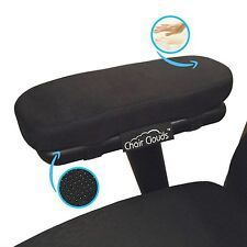 Chair Clouds™ Memory Foam Armrest Cushion Pads Elbow Pillow Arm Rest Cover SALE!