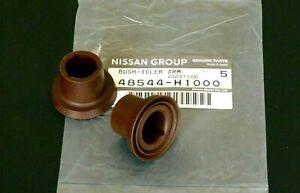 Datsun Nissan 280ZX 720 1200 210 200SX Pair of Genuine Idler Arm Bushings OEM