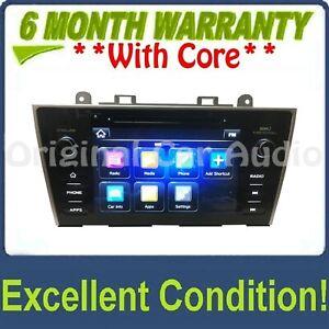 18 19 Subaru Legacy Outback Starlink Multimedia APPS Radio Receiver w/ CARPLAY