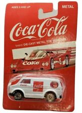 Vintage 1967 Coca-Cola COKE Bedford Commercial Van Hartoy 1:64 Diecast Toy