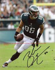 Zach Ertz  Philadelphia Eagles Signed Autographed 8x10 Photo (RP)