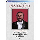 The Essential Pavarotti [DVD] [2014]