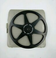 SPOOL FILM REEL BELL HOWELL EMPTY FILM REEL Spool 16MM Bolex Case.
