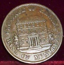 1844  BR# 527 , PC-1B3  BANK OF MONTREAL,  TOKEN, CANADA