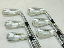 New Honma Tour World 737Vn Iron set 5-10 Irons DG AMT s300 Stiff Steel