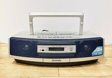 Panasonic RX-ED50 FM/AM Digital Radio Twin Cassette Decks/CD Player Boombox