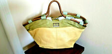 ETIENNE AIGNER - Stunning Two Tone Fashion Bag - Size L