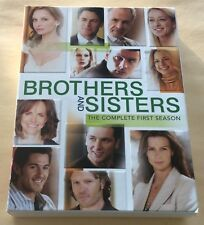 Brothers And Sisters The Complete First Season DVD Set USED
