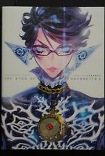 "JAPAN Mari Shimazaki: Bayonetta 2 Official Art Book ""The Eyes Of Bayonetta 2"""
