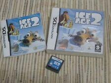 NINTENDO DS ICE AGE 2 PAL ESPAÑA USADO BUEN ESTADO