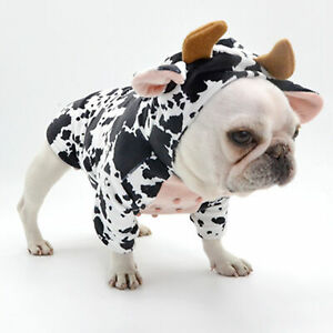 Dog Costume Close-fitting Non-shrink Fashion Cozy for Theme Party
