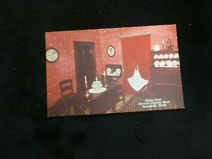 Abraham Lincoln's Home     (Springfield)  Illinois Postcard