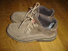LEVIS Chaussures montantes marron en daim Taille 42