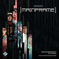 Android Mainframe Board Game Fantasy Flight Games Age 14+ Brand New Free UK Post