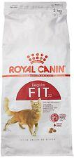 ROYAL CANIN FIT 32 CIBO PER GATTI, SECCO MIX, 2kg