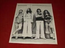Black Sabbath:  Very Rare Original 1977 8 X 10 inch Anabas Photo