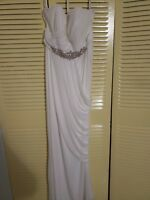 David's Bridal Wedding Dress size 12