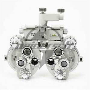 Top grade manual phoropter Vision tester Optometry refractor Minus cylinder