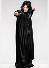 Adult Mens Professor Snape Style Costume with Wig