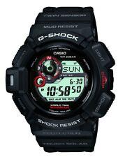 Casio G-Shock Men's Solar Black Band 48mm Watch G9300-1