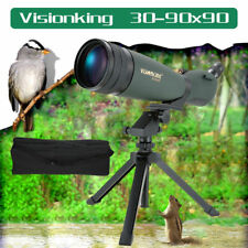Visionking 30-90x90 Digital Birdwatching Spotting Scope Sports Telescope+Tripod
