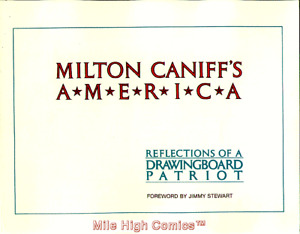 MILTON CANIFF'S AMERICA #1 Near Mint