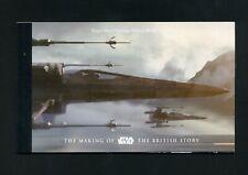 2015 DY15 Star Wars Prestige booklet - NO STAMPS