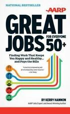Great Jobs For Everyone 50+ (Thorndike Large Print Lifestyles)-ExLibrary