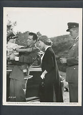 ROCK HUDSON + MARTHA HYER + DAN DURYEA - 1957 BATTLE HYMN - KOREAN WAR