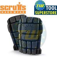 Scruffs Foam Knee Pads Fits  Worker Trade & Pro Trousers Inserts T50302 One Size