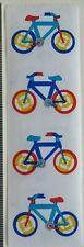 Mrs. Grossman`s BICYCLE BIKE Stickers Scrapbooking