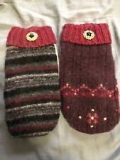 Handmade Knit Mittens