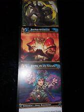 WOW Trading Card Game - World of Warcraft Spielkarten - 3 Spiel Karten