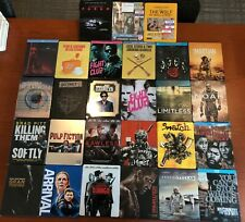 Steelbook Lot: Blu-ray/Dvd Lot (Rare Titles, Great Selection, Great Prices)