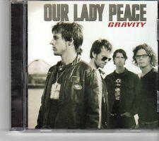 (FK7) Our Lady Peace, Gravity - 2002 CD
