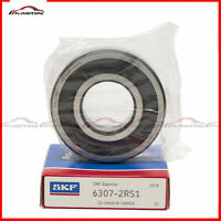 1 PCS SKF 6307 2RS1 Rubber Seals Ball Bearing Made in France 35x80x21mm  2RS NSK