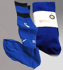 Nike Inter Milan Azul Calcetines de Fútbol Juvenil Niño Niña Reino Unido 2.5-7