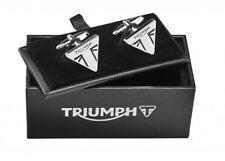 Triumph Triangle Cuff Links