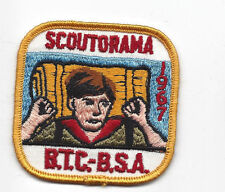 Buffalo Trace Council 1967 Scout-O-Rama Evansville, IN [T706]