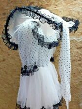 Gone with The Wind Scarlett O'Hara Southern Belle Ball Gown Costume Film Book